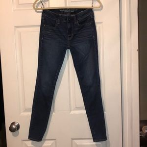 American Eagle Ladies Super Stretch Jegging SIZE 2
